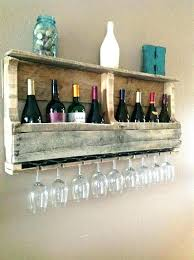 under cabinet wine glass rack wall mounted hanging ikea uk