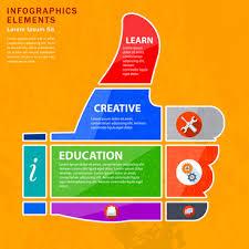 Free Infographic Adobe Illustrator Template Finance Free