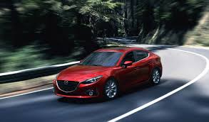 New Mazdaspeed 3 To Go All-Wheel Drive?