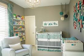 teal and gray gender neutral nursery project nursery baby nursery yellow grey gender neutral
