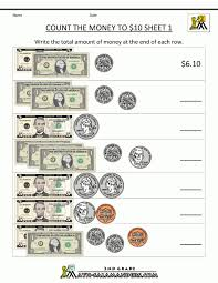 2nd Grade Money Worksheets Up To 2 Math Coin Uk Count The Coins ...