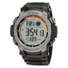 armitron® men s digital chronograph sport watch black target armitron® men s digital chronograph sport watch black