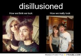 disillusioned... - Meme Generator Separated at birth via Relatably.com