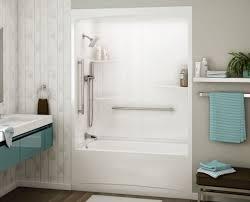 Bathroom  Enchanting Bathtub And Shower Combination Designs 12 Bath Shower Combo Faucet