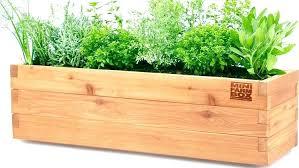 balcony garden box rolling balcony box perfect for apartments or condos diy balcony garden box