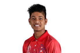 Sandeep Lamichhane profile and biography, stats, records, averages ...