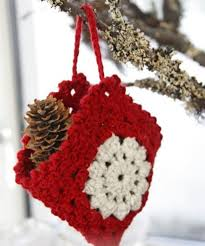 Crochet Christmas Ornaments Patterns Extraordinary 48 Easy Crochet Christmas Ornaments To Decorate Your Tree DIY Crafts