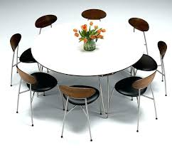 expandable round dining room table amazing of modern set white malaysia expanding din