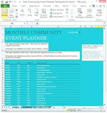 Free Event Planner Templates Event Planning Template Project Plan Word Intended For