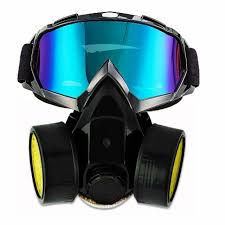 3m dust mask gas air respirator filtering spray paint painting chemical filter