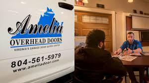 Overhead Door amelia overhead doors photos : Richmond Garage Door Spring Repair Services - Amelia Overhead ...