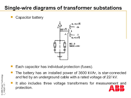 electrical diagrams1 37 ©abbpowertechnology 1 114q07 37 single wire diagrams of transformer
