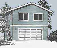 Two Storey Garage Plans  WoxlicomTwo Story Garage Apartment