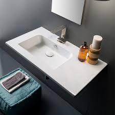 scarabeo 5211 bathroom sink etra