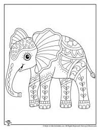 And the youngest artist will be fond of animal masks. Animal Coloring Pages For Adults Teens Woo Jr Kids Activities