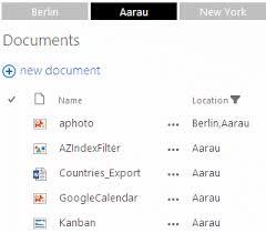 Sharepoint Filter Web Part