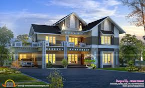 February  Kerala Home Design And Floor Plans - Green home design