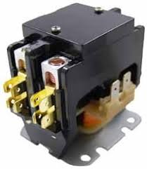 contactor wiring questions confusion hvac diy chatroom home 2 Pole Contactor Wiring Diagram packard c230a 2 pole 30 amp contactor 24 volt coil contactor 2 pole 24v contactor wiring diagram