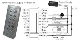 technical data for magnetic door lock wiring diagram gooddy org rj45 socket wiring at Data Wiring Diagram