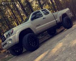 2006 Toyota Tacoma Gear Alloy Big Block Maxtrac Suspension Lift 6in