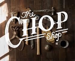 the chop shop on behance
