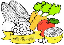 fruits and vegetables clip art. Exellent Art Fruits Clip Art Vegetable Art And Vegetables A