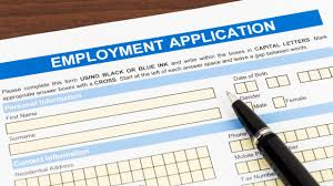 Mock Application Form How To Fill Out A Job Application