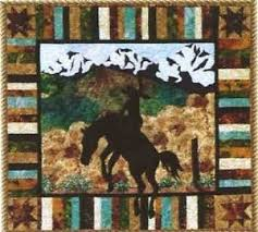 Silhouette Cowboy Quilt Pattern by June Jaeger for Prairie Girl's ... & Image is loading Silhouette-Cowboy-Quilt-Pattern-by-June-Jaeger-for- Adamdwight.com
