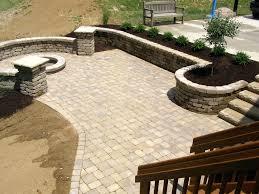patio ideas diy flagstone patio over concrete how to make a stone patio without concrete