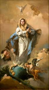 the immaculate conception tiepolo giambattista