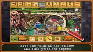 Free download for pc windows.hidden object games free download full version with no time limits for pc.great collection of free play our great free games on your desktop pc and laptop as well as your netbook and windows tablet pc.to download these games,software or apps,you need. Free Hidden Object Games Free New Over The Bridge 72 0 0 Download Android Apk Aptoide