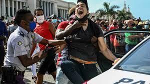 US sanctions Cuban officials, military ...