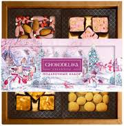 "Шоколад Chokodelika, Gift Set ""City of <b>Snowmen</b>"" — купить ..."