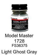 Model Master Enamel Paint Chart Pdf Model Master American Fs Enamel Paints Light Ghost Grey 1728