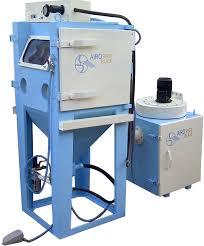 Abrasive Blasting Cabinet Airo Shot Blast Industries