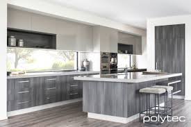 Kitchen Display An Amazing Kitchen Display Of Polytec Doors And Panels From Http