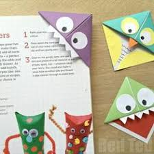 red ted art s lovin monster bookmarkgifts for book