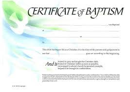 Free Baptismal Certificate Filename Reinadela Selva
