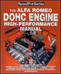 search alfa romeo dohc engine high performance manual