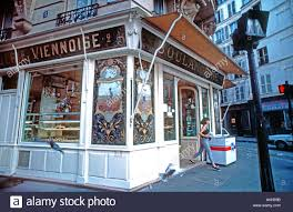 French Bakery Storefront Stock Photos French Bakery Storefront