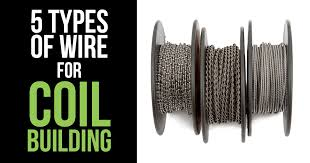 24 Gauge Kanthal Build Chart 5 Types Of Wire For Coil Building Lizard Juice