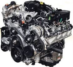 ford powerstroke diesel engine background and tech tips ford 5c3z12b637ba at 6 0 Powerstroke Wiring Harness