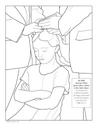 Small Picture LDS Coloring Pages Jesus Coloring Pages