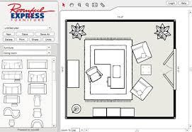 office floor planner. create share and print floor plans for bedroom home office plan furniture planner free .