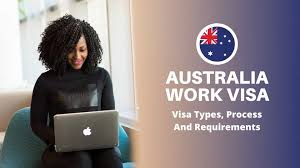 Australia Work Permit Visa For Indian Know Visa Types, Process And Requirements