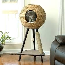 cool cat tree furniture. Designer Cat Furniture Fashionable Contemporary Tree Modern Shaped Cool