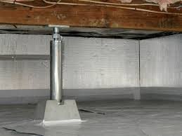 jacking up floor joists crawl space. Perfect Floor Installation In Progress Of Crawl Space Wall Insulation And Jacking Up Floor Joists Crawl Space S