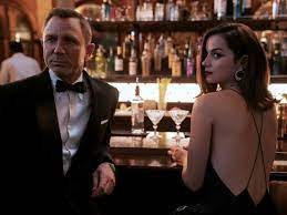 No Time To Die' Review: As James Bond, Daniel Craig outshines the film : NPR
