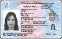 - Card Identity Serbian Wikipedia