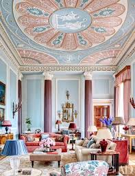 Beaux Arts Interior Design Custom Classical Decors With Pantone Color Of The Year 48 Classical